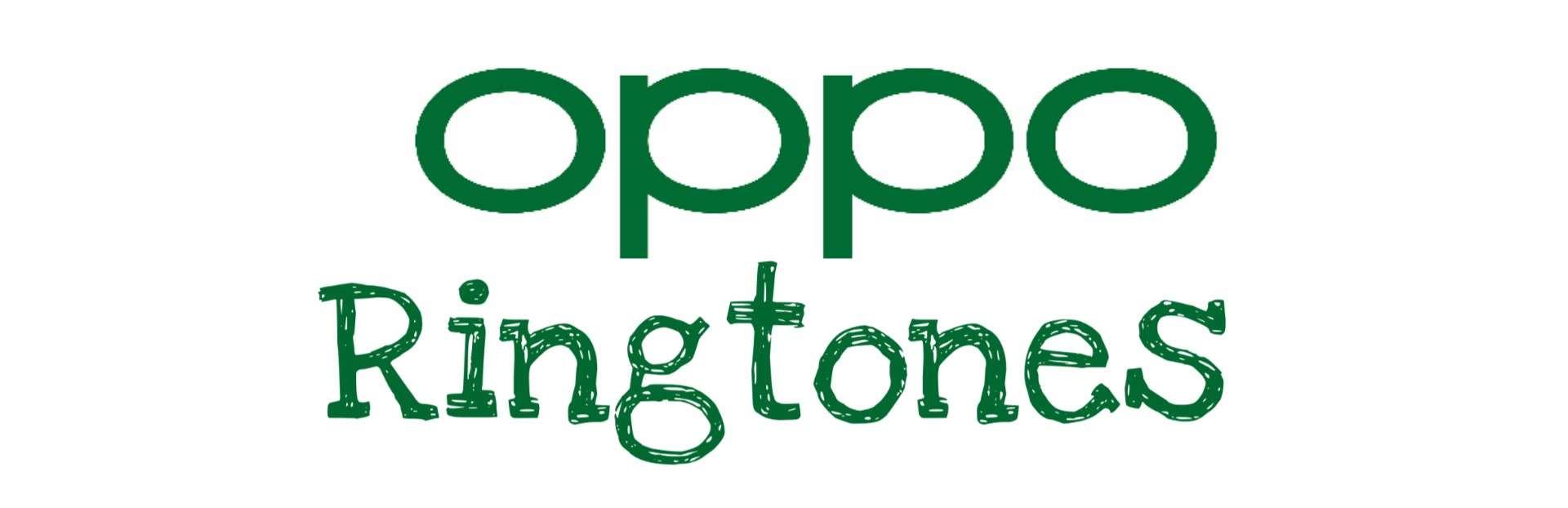 Oppo Mp3 Ringtone Download