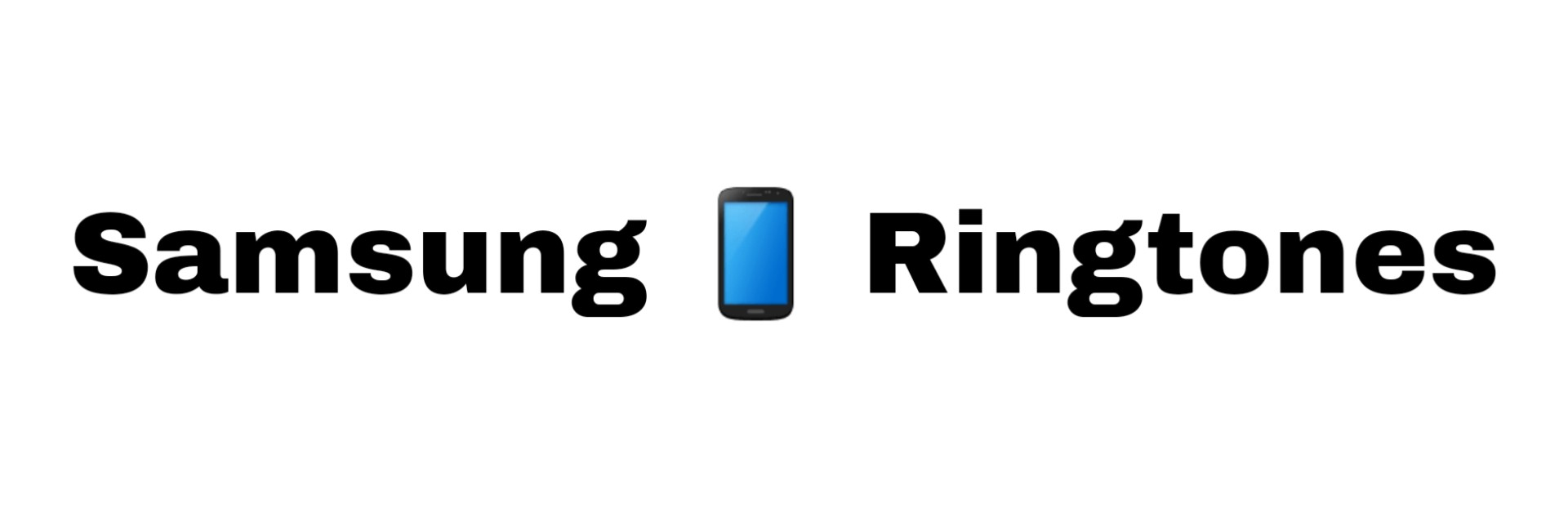 Samsung Ringtone Download