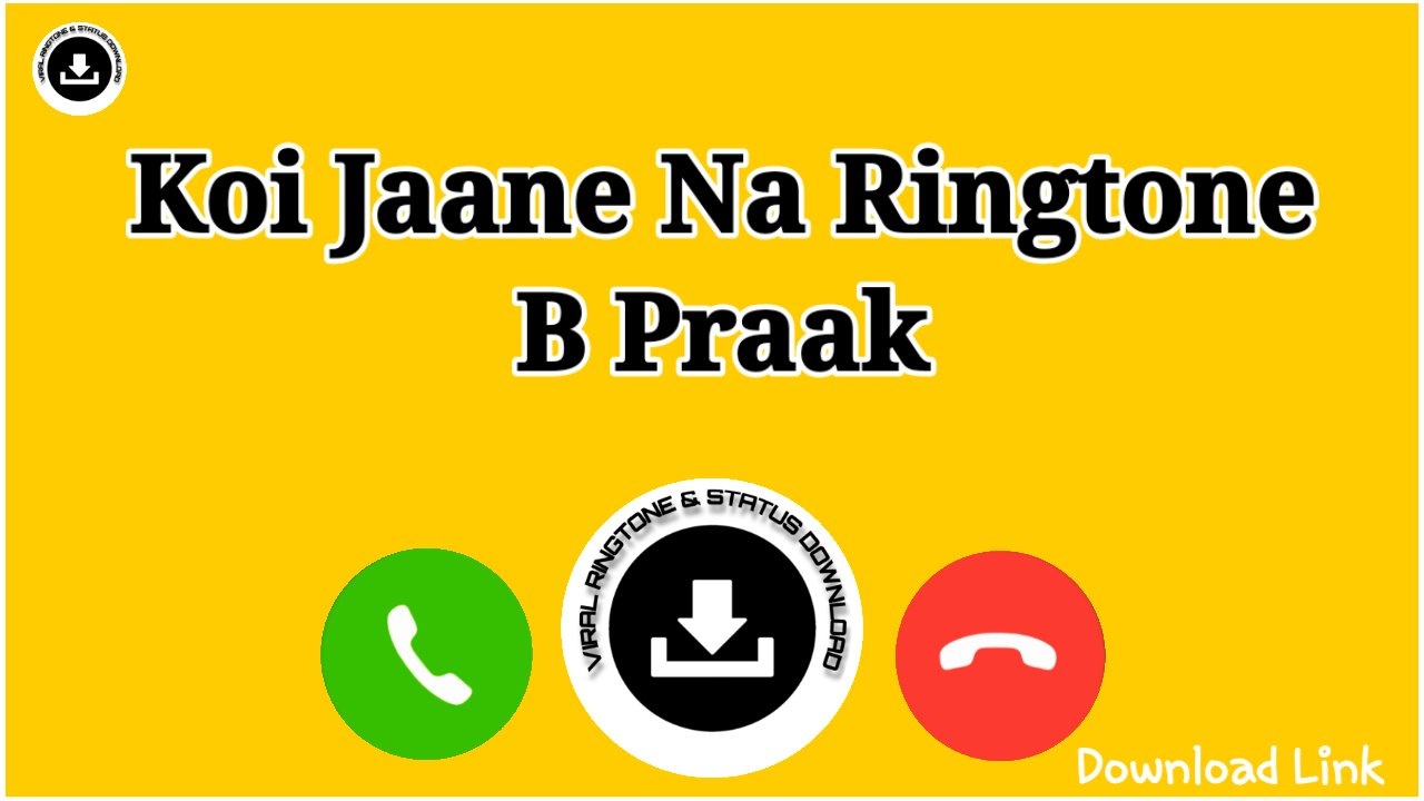 jaane de ringtone download b praak