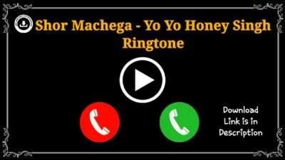 Shor Machega Mp3 Ringtone Download