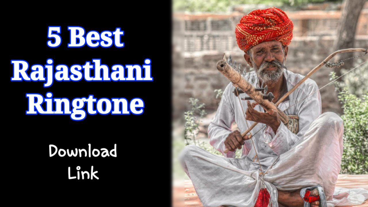 Rajasthani Mp3 Ringtone Download