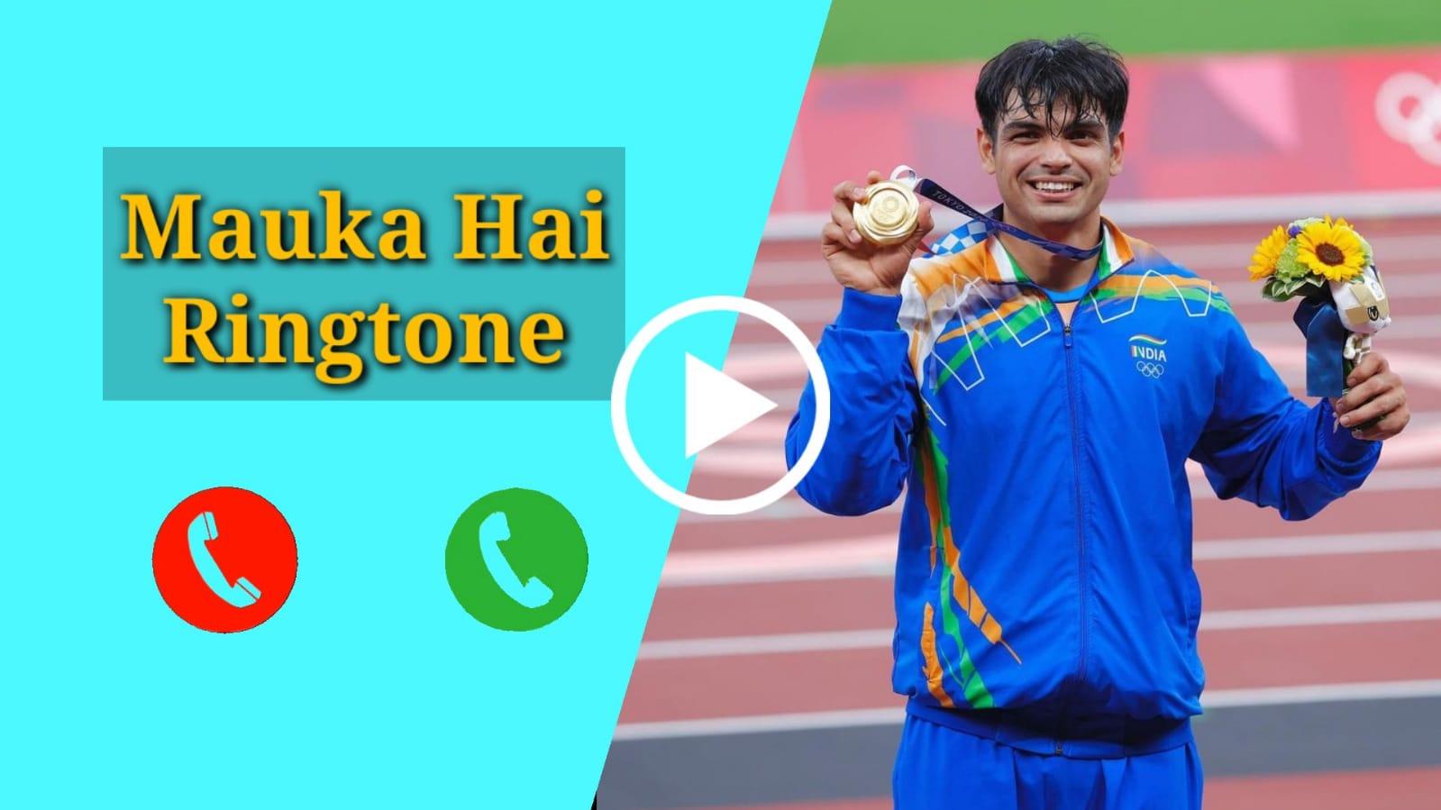 Mauka Hai Mp3 Ringtone Download