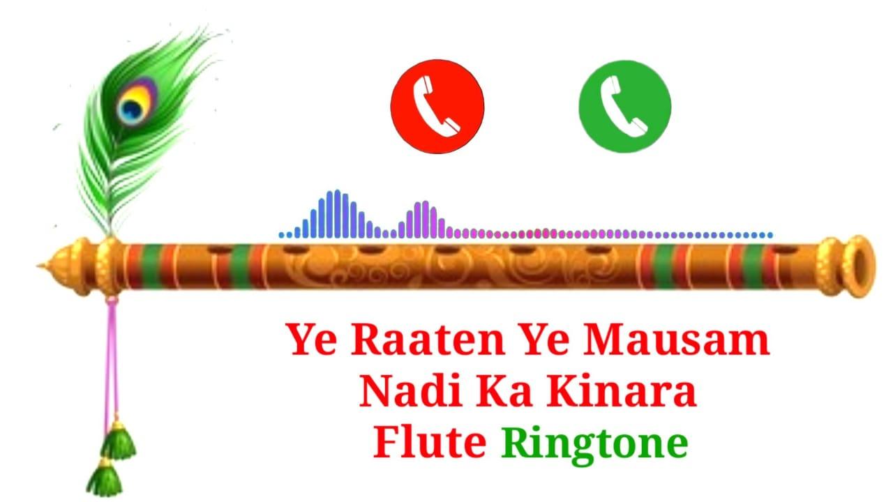 Ye Raatein Ye Mausam Flute Ringtone Download